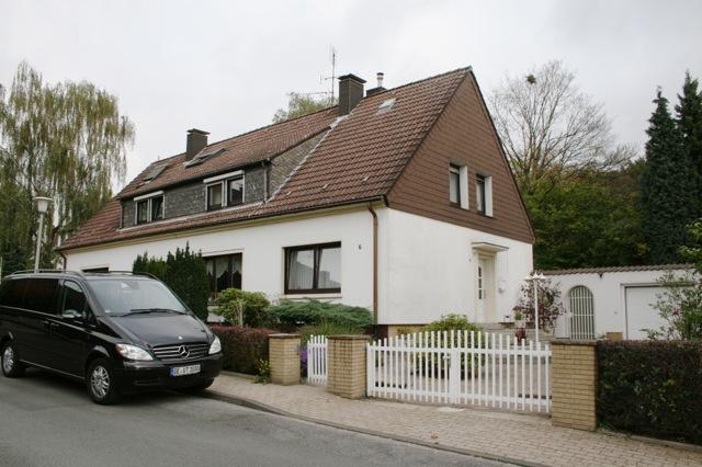 Ferienwohnung Oberhausen Buschhausen